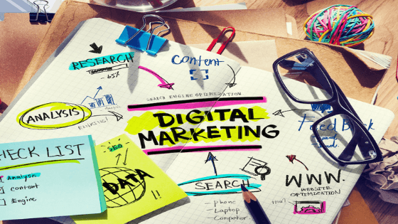 Cos'è il digital marketing?